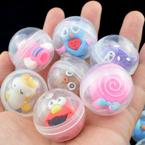 32mm Kids Capsule Toys Mini Toys Inside Figures Model Toys Kindergarten Gifts Many Styles Mixed