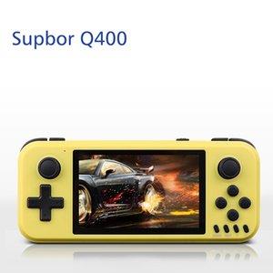 Q400 Retro Handheld, Console de videojuegos, Salida HDMI, Supbor Q400 .supporta hasta 4 jugadores.Retro Sistema de arco. Y1123