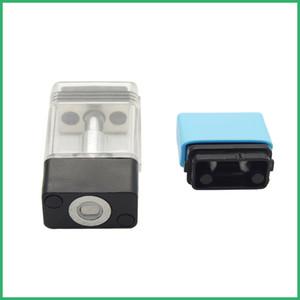 Ceramic Pods VFIRE Vape Cartridges intake hole 2*1.8mm empty Vaporizer For vape case Start Kit free shipping