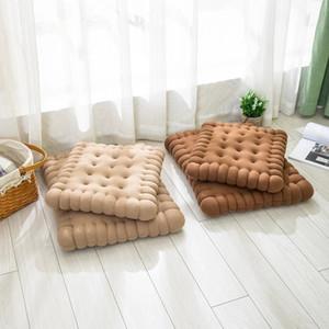 Ручная классическая бисквитная подушка подушки для подушки для подушки подушки для автомобильного сиденья декоративное печенье задняя подушка колодки диван домашний текстиль