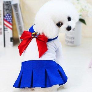 الملابس للكلاب اللباس ل chihuahua yorkies الكلاسيكية الكلب الملابس الأميرة فساتين الزفاف الملابس للكلاب الصغيرة المنتج bbytfw warmslove