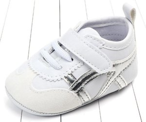 Baby Sneakers Little Boys Shoes Infant Prewalkers Girls Crib First Step Nonslip Casual Tennis 0-1 Years Sporty Soft Sole New SQ