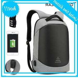 2020 Chine Fabricant Custy USB UTITHEFT Smart Business Smart Business Backpack Sac