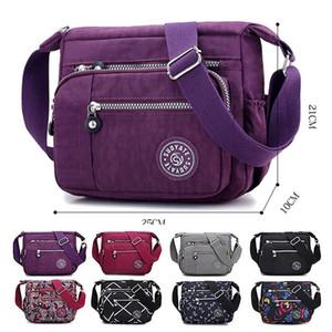DOUVE Heißer Verkauf Frauen Leinwand Handtaschen Messenger Wasserdichte Tuch Gute Qualität Diagonale Crossbody Umhängetasche Q1230