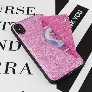 Guangzhou Juropin For New Luxury Glitter Embroidery Leather Case For iPhone 12 Pro Max Bling Phone Wallet Case
