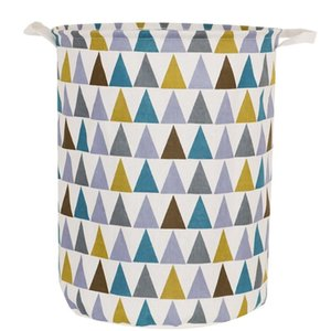 Laundry Basket For Dirty Clothes, Children's Toys, Laundry Clothes, Clothes Storage Bag, Bucket Storage Bag, Household Sundries Storage