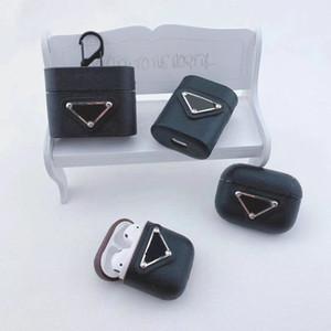 Caso di Airpods Fashion Designer per 1/2 Airpodi di alta qualità Airpod Pro Case Lettera Animale Stampato Airpods 1/2/3 Pacchetto protezione
