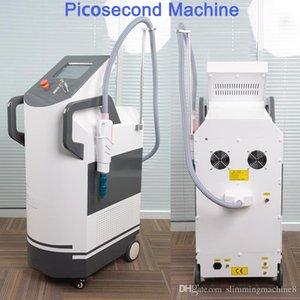 레이저 색소 침착 제거 레이저 피코 문신 제거 계기 기계 ND YAG 레이저 Q 스위치 4 파장 스팟 컨실러 치료