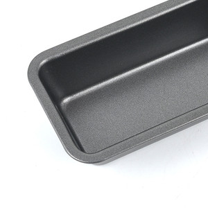 6 Inch Bakeware Loaf Pan Carbon Steel Toast Box Cheese Box Baking Roast Rectangular Non-stick Cake Small Toast Bread Cake Mold BWF3272