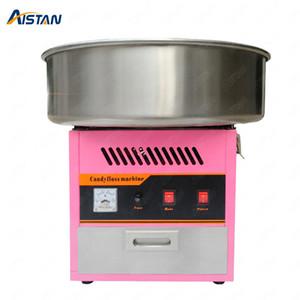 OT62 Sıcak Popüler Yüksek Kaliteli Pamuk Şeker İpi Makinesi Şeker Yapma Makinesi Elektrikli / Gaz Çiçek Şeker İpi Makinesi Yap