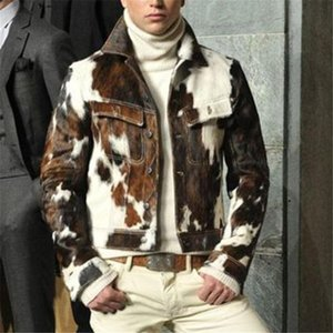 Camouflage Jacket Men Streetwear Clothing Fashion Jaqueta Masculino Lapel Long-sleeved Slim Giubotto Uomo 2021 Chaqueta Mujer