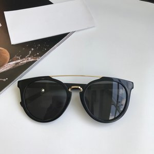 0235 Sunglasses For Women Special UV Protection Women Designer Vintage Irregularity Frame Top Quality free Come With Package