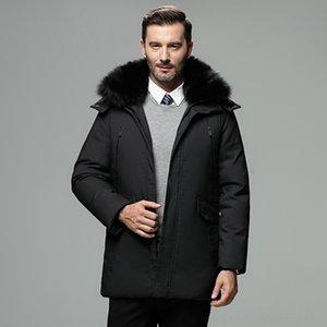 Ультрамана Vo6w Moils 'Unlaman в среднем, куртке и большом толстом пальто в маске, зимняя одежда, очки Superman Wash Free водонепроницаемый