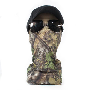 Seamless Breathable Magic Face Scarf Outdoor Cool Silk Headscarf Camouflage Riding Mask Multifunctional Scarf Cap Headscarf VTKY2077