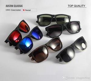 جديد 2021 العلامة التجارية الكلاسيكية أعلى جودة الاستقطاب النظارات الشمسية الرجال القيادة النساء غير المستقطبة نظارات الشمس oculos التدرج فلاش مكبرة gafas