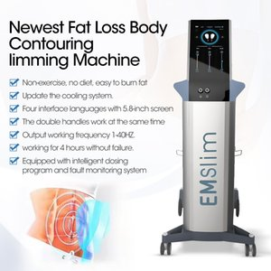 Eletric Muscle Stimulator EMS Muscle Stimulation Electrostimulator ABS Stimulator Electric Anti Cellulite Massager Body Sculpting Slimming