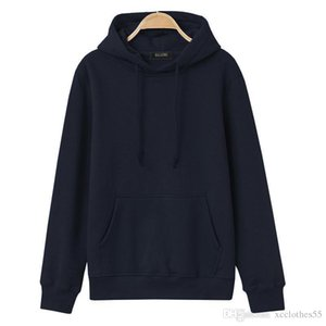 New Spring and Autumn Mens Designer Hoodies Fashion Hooded Long-sleeved Casual Men's Sweater Jacket Mens Hoodie Luxury Jacket Solid col
