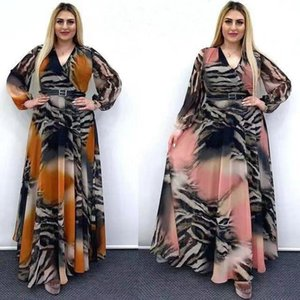 Spring Autumn Long Sleeve Africa Clothing African Long Dresses For Women Fashion Africaine Robe Maxi Dress Africa Clothes
