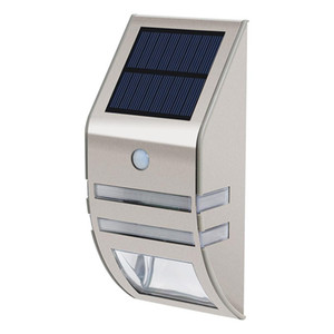 Waterproof Solar Sensor LED Lamp PIR Motion Solar Light Garden Yard Outdoor Wall Pathway Balcony Security Light