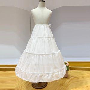 Wedding Bridal Petticoat Hoop Crinoline Prom Underskirt Vintage Slip Girls PS06 45cm 55cm