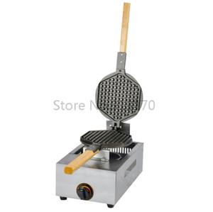 Газ Waffle Maker Hexagon Fapeed Waffle Baker Machine из нержавеющей стали Уличное заебащее устройство Непричслянные приготовления