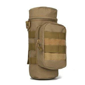 Camouflage all'aperto Tactical Military Molle Body Bottle Bottle Bottle Bottle Bollitore Bollitore Bollitore Portabicchieri Multifunzionale Caramellata Climbing Borsa per esterni Bynnd Ossyard