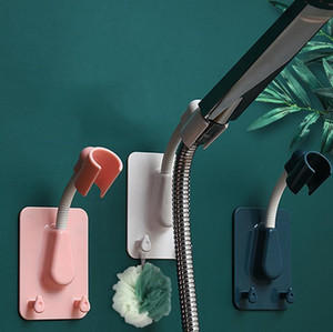 Não-perfurando cabeça de chuveiro fixo Selvagem assento Sprinkler ajustável titular de sucção de chuveiro cabeça de banho encostos YL1426