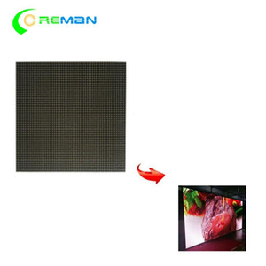 LED outdoor  indoor panel P2 full color led rgb module 128X128 indoor panel module screen