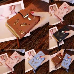 Beth Deisgner Superhero Wallet Fashion Lady Deja Mujeres Genuine Cuero Carteras Femenino Monedero Monedero Corto Cat Billetera Cartera Magneticc