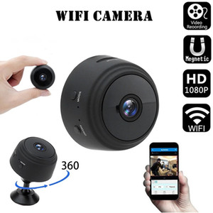In Stock 64GB Mini IP Camera 1080P Sensor Night Vision Camcorder Motion DVR Micro Camera DV Video Camera Remote Monitor Phone App
