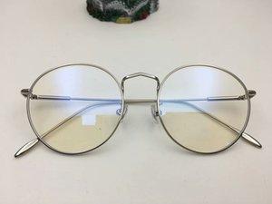 New eyeglasses frame clear lens glasses frame restoring ancient ways oculos de grau men and women myopia eye glasses frames 0331with case