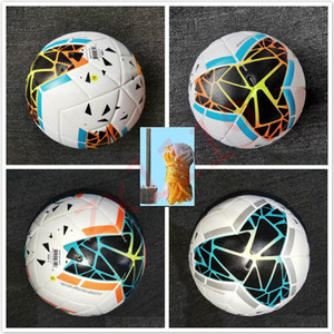 new 19 20 Best quality Club Serie A Soccer ball 2019 2020 size 5 balls granules slip-resistant football Free shipping high quality ball