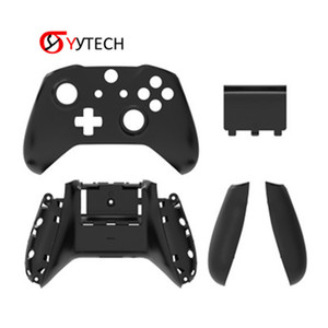 SYYTECH Free Shipping Best Price 10 colors Matte Replacement Set Shell Case Skin Kit for Xbox One S Wireless Controller Gamepad