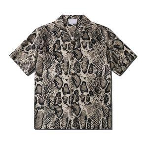 Spake Hawaiian Shirt 2020 Summer Vintage Shirts pour hommes Streetwear Vêtements C1211
