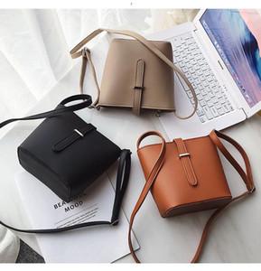 Chipsaulo Hot Saling Bucket Bag PU кожаные однократные сумки для женщин