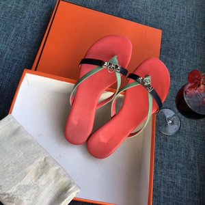 2021NEW Fashion Classics Sandals Men Women Slipper Flat shoes Slide hy190729