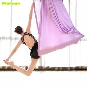 7 Meters Aerial Yoga Hammock Swing Latest Multifunction Anti-Gravity For Yoga Training Sporting Full 26 colors