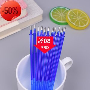 Kiss Buty 20Pcs Set Refill Magic Erasable Gel Pen Accessories Blue Ink School Supplies Student And Office Writing Gifts