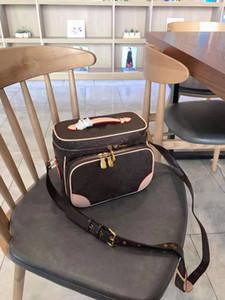 الشيخوخة جلد طبيعي التجميل دلو المرأة حقائب امرأة الأزياء واحد الكتف aslant حقيبة يد سلسلة الإناث حقيبة يد حقائب اليد
