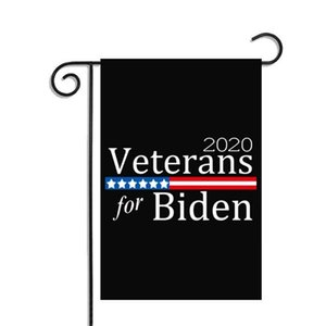 2020 New Joe Biden Kamala Harris 2020 Logo Garden Flag For Outdoor House Porch Decoration jllcfu carshop2006