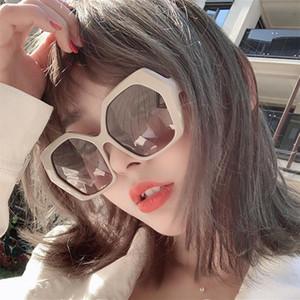Zyhao 2020 Mode Lunettes de soleil surdimensionnées Femmes Nouveau Polygon Poly Sun Lunettes Sport Lunettes de soleil Sport pour hommes Femmes Lentes de Sol Mujer