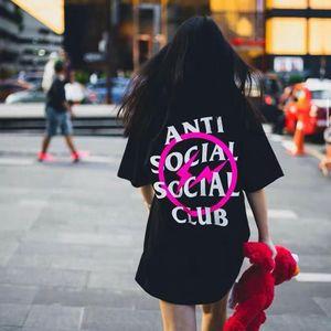 Sommer Euramerican Harajuku Gesellschaft Männer Kurzarm Trendy Student Ins Retro Trendy Paar Kurzarm T-Shirt