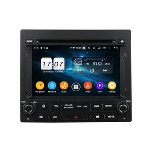 """KLYDE 8 Çekirdek 7 """"1 DIN Android 9.0 PG 405 Araba Radyo Için Multimedya Oyuncu Ses Stereo DVD Oynatıcı 1024 * 600 Araba DVD"""