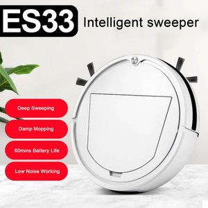 Smart Sweeper Vacuum Cleaner Machine Sweeping Mopping Robot with Mop Cloth Cleaning Appliances Home Dust Collector