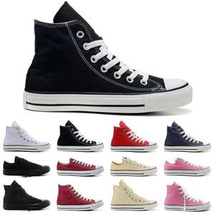 2020 Plattform Leinwand 1970er Jahre Stern Männer Frauen Mode Lässige Schuhe rekonstruiert Slam Marmelade Chuck Skateboard schwarz enthüllen Weiße Herren Sport Sneaker