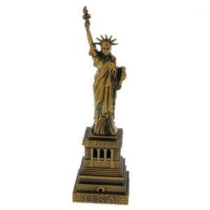 Collectibles Reise-Souvenirs von New York Die Freiheitsstatue Modell 15cm1