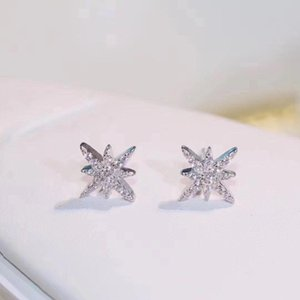 2020 New women charm earrings new jewelry free shipping with with box 561205
