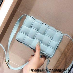 Quality Travel Luggage High Handbags Bag Fashion Plain Adjustable Shoulder Strap Crochet Tofu Bun Free Shipping