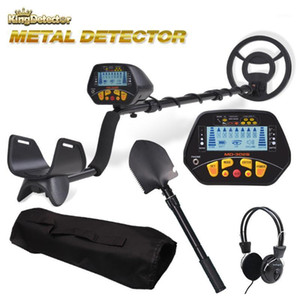 Hunt-Tracker Pinpointing Treasure Gold-Detector Search MD-3028 Professional Underground Metal Detector High Sensitivity Treasure1