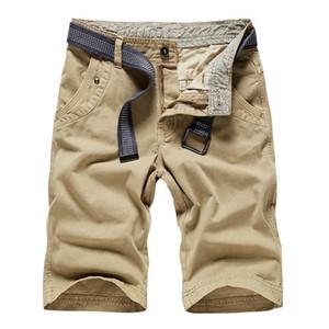 Hombres Marca Verano Nuevo Fit Classic PERFECT CODE THET HOMBRES CORTE HOMBRES SMARTOS Ocio Frickin Moderno Estiramiento Chino Pantalones cortos Men X1116